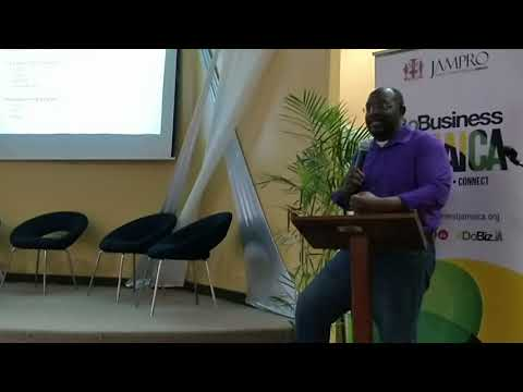 JAMPRO OPEN DAY 2018 DAY 2 - State of the Jamaica animation Industry
