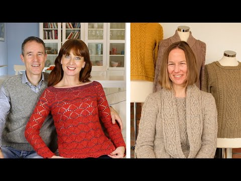 Linda Marveng - Norwegian Design - Ep. 67 - Fruity Knitting