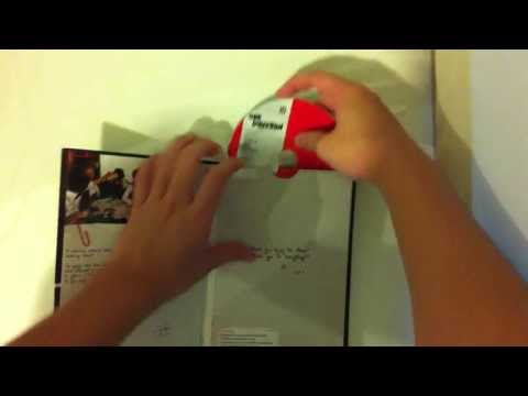 One Direction (Take Me Home: Yearbook Edition) album unboxing 2012