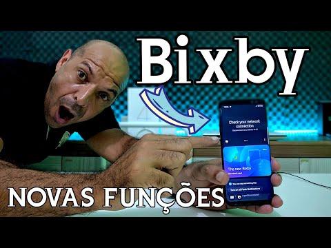 Botão Bixby, Ative Novas Funções.