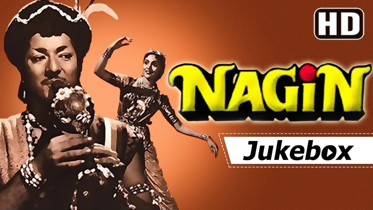 Nagin [HD] Songs - Vyjayantimala - Pradeep Kumar - Hemant Kumar - Lata  Mangeshkar Hits - Old Is Gold
