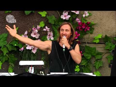 Tomorrowland 2013 - David Guetta