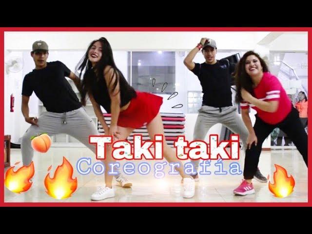 Taki - coreografia  Dj Snake feat Selena Gomez Ozuna Cardi B l Nea Paz l Fit Dance #1