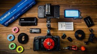 Camera Gear Essentials for Filmmakers Under $100!