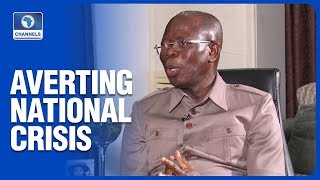 Oshiomhole Berates Intentions Of 'Ethnic Champions'