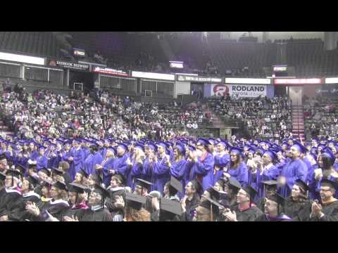 Edmonds Community College Commencement 2014