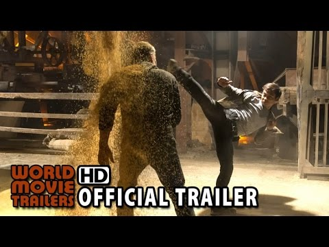 Skin Trade Official Trailer #1 (2015) - Tony Jaa, Dolph Lundgren HD