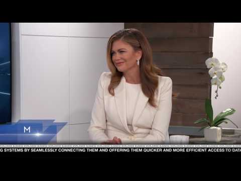 mediaocean featured on Worldwide Business with kathy ireland®