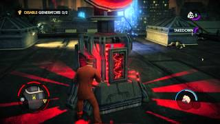 Saints Row 4 - Nvidia GTX 660 Ti - Ultra Gameplay at 1080p