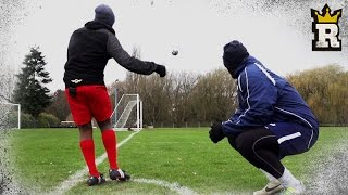 KSI a Beast in Training With Akinfenwa: Rule'M SPORTS