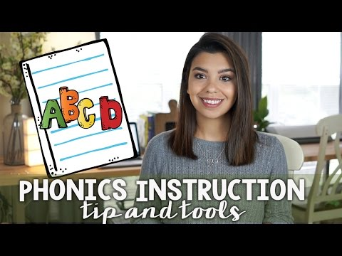 How to: Phonics Instruction