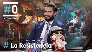 LA RESISTENCIA - Maxi Iglesias entrevista a Broncano   #LaResistencia 08.03.2021