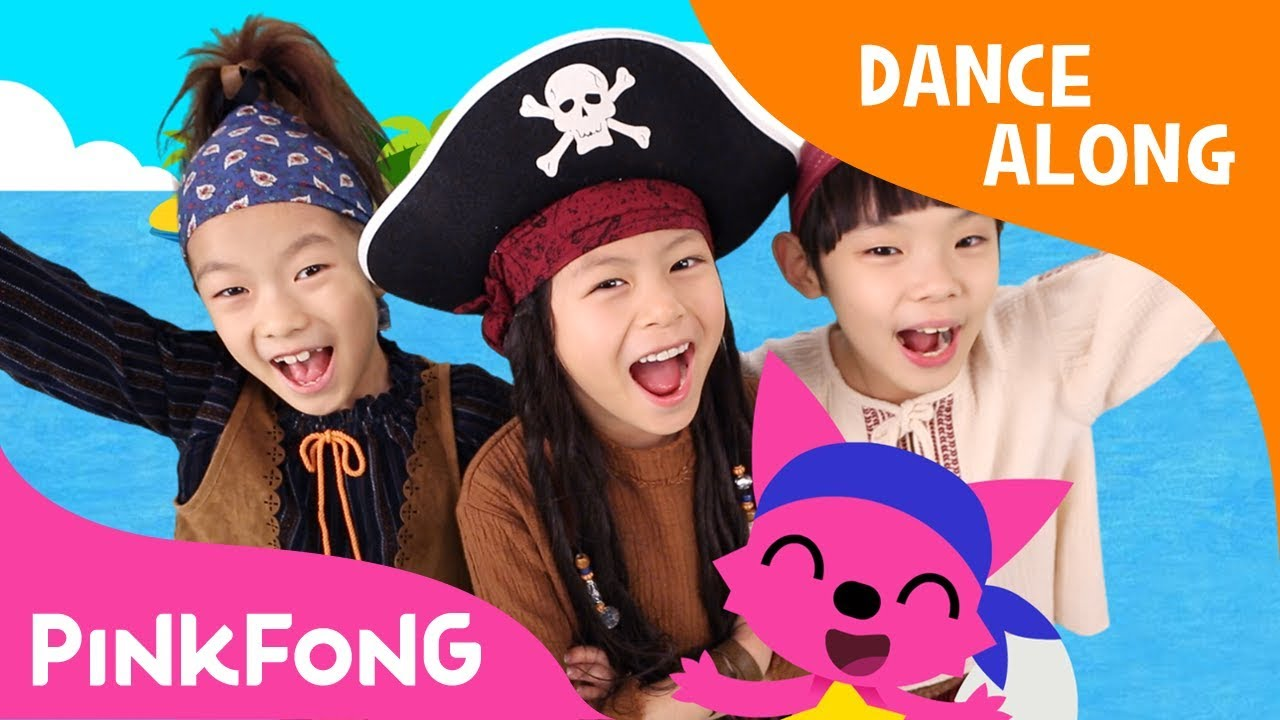 Adventure of Pirates | Dance Along | Pinkfong Songs for Children