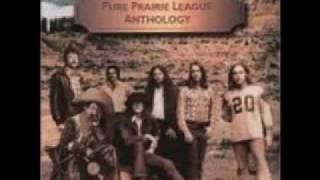 "PURE PRAIRIE LEAGUE -  ""Let Me Love You Tonight"" (1980)"