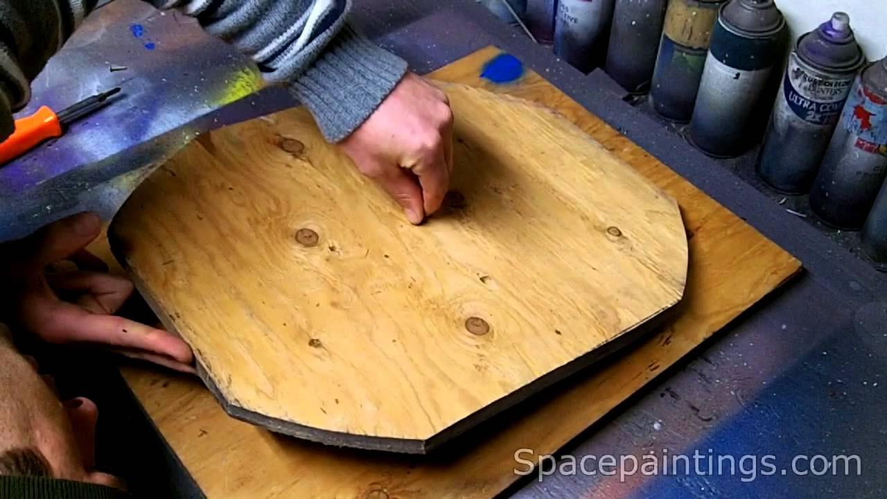 Make A Spin Table   YouTube
