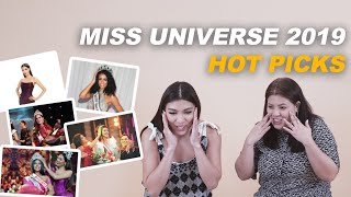 MISS UNIVERSE 2019 FIRST HOT PICKS | NICOLE CORDOVES