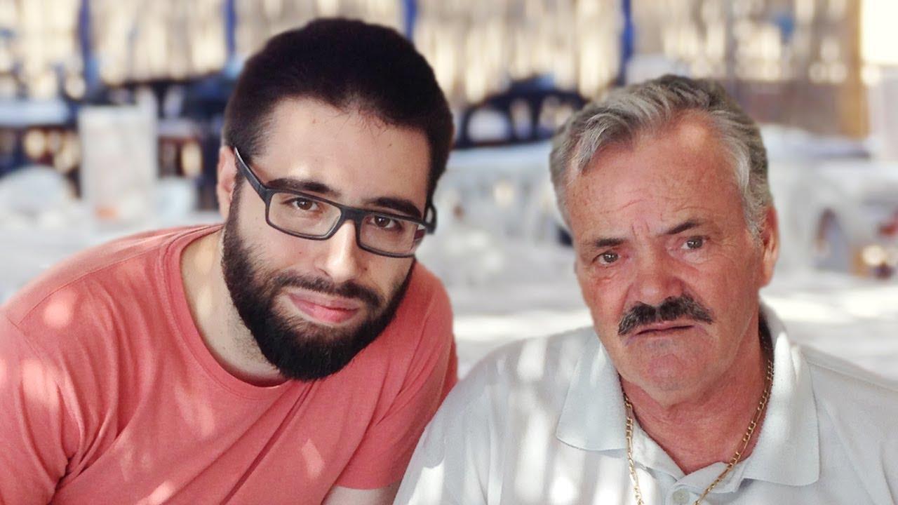 Entrevista a El Risitas - Salvador Raya - YouTube