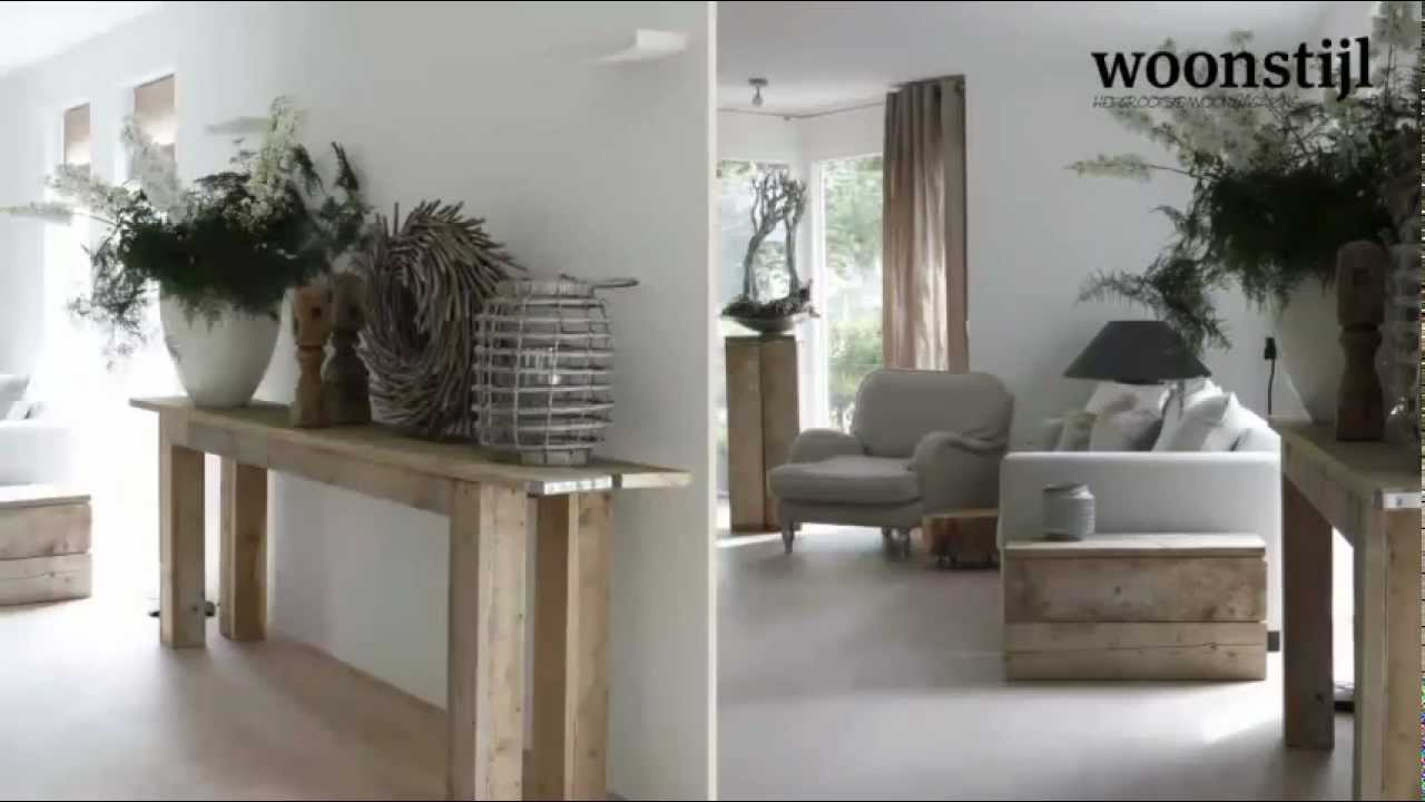 Binnenkijken in een stijlvol huis - YouTube