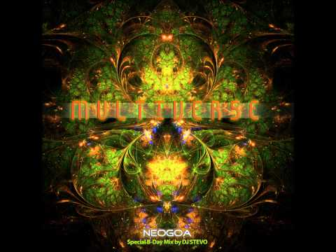DJ Stevo - Multiverse [Neogoa Records Goa Trance Set]