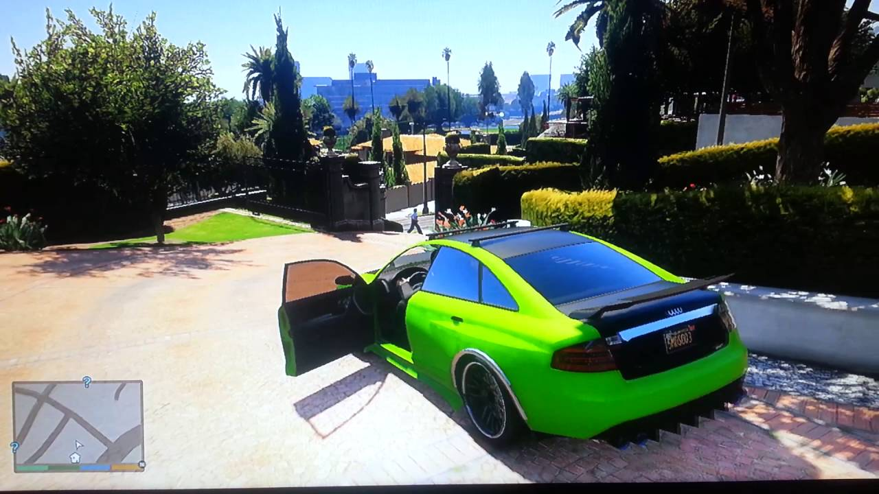 Como Tener Los Coches Especiales En Gta V Xbox 360 Ps3 Youtube