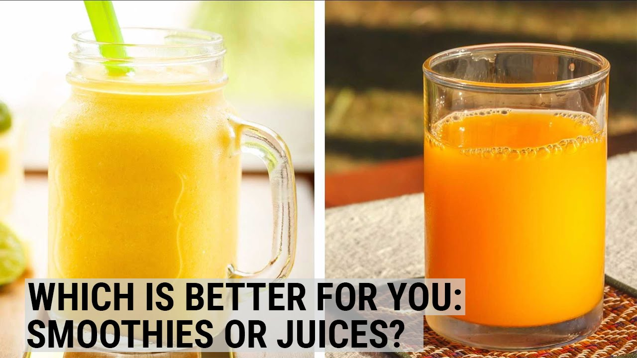 Which juice is better 86