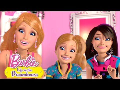 Life in the Dreamhouse -- Gone Glitter Gone - Part 1 | Barbie