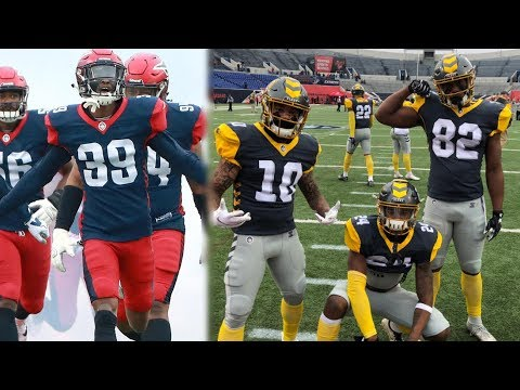 San Diego Fleet vs. Memphis Express | AAF Week 4 Game Highlights