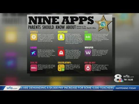 Nine Apps Parents Should Know About