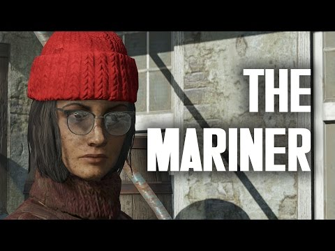 A Character Profile on The Mariner - Fallout 4 & Far Harbor Lore