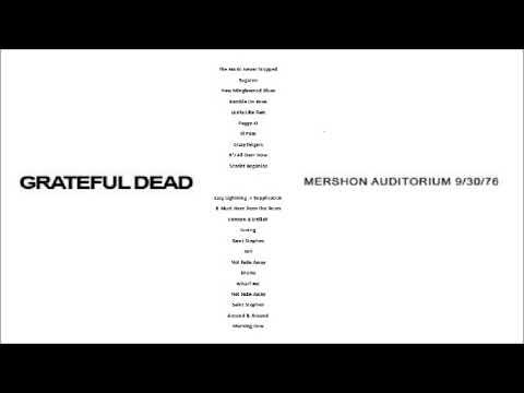 1976-09-30.1 - Grateful Dead Live at Mershon Auditorium, OSU