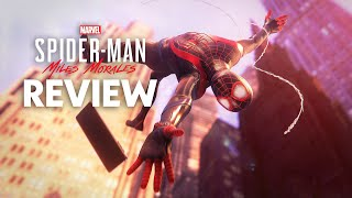 Spider-Man Miles Morales Review - Another Epic Adventure (Video Game Video Review)