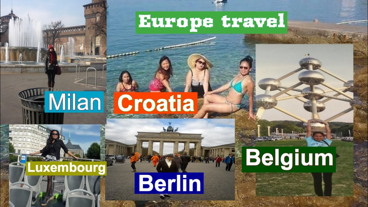 My Best Travel Europe #berlin#milan#belgium#MarivetBoysillo#EuropaTravel#Philippines