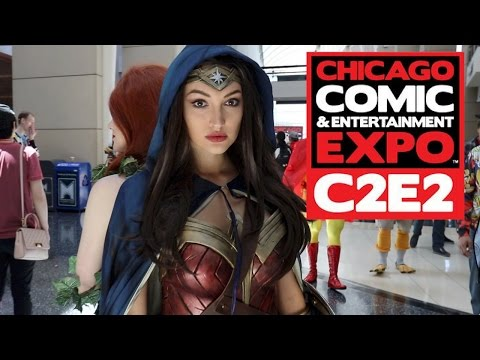 C2E2 2017 Cosplay Music Video pt. 2