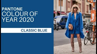 What is the color of good luck in 2020? Feng Shui Lucky Colors for 2020 for each zodiac sign. #PantoneClassicBlue #FengShui #LuckyColor2020 #ZodiacSign.