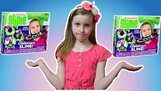Черный Слайм! Видео для детей от Ulyana's Empire!