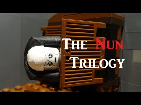 The Nun Trilogy stop motion horror animation
