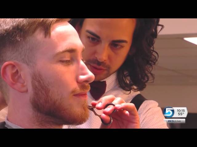 Utah Jazz s Gordon Hayward gains the hearts of thousands after getting a  HAIRCUT  b4588cd9d