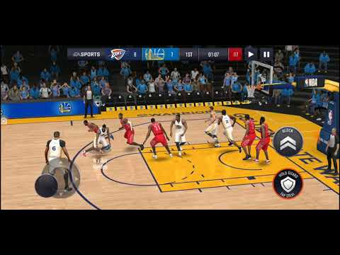 Madden overdrive GAMEPLAY and NBA live mobile GAMEPLAY