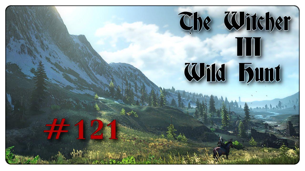 The Witcher 3 Wild Hunt 121 Harte Zeiten Lets Play German