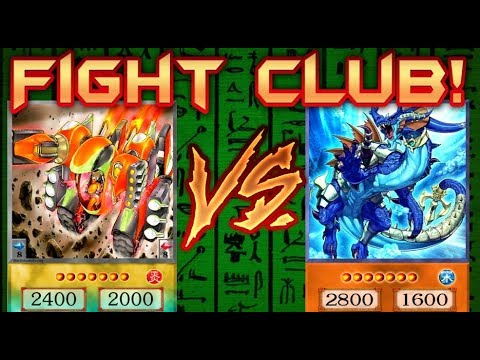 Yugioh Fight Club #2 - METALFOES vs ATLANTEANS! (Competitive Yugioh) S2E2