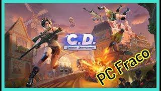 ' ' FORTNITE ' for weak PC [Creative Destruction Download]