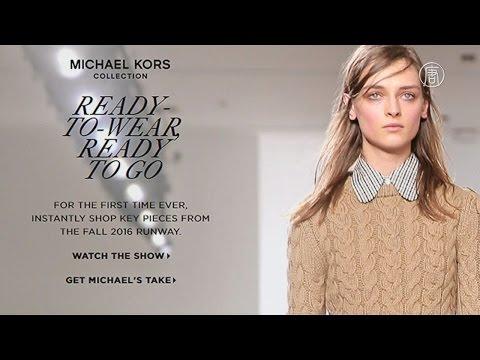 Индустрия современной моды: пришёл, увидел, не купил? (новости)