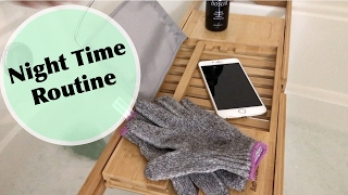 NIGHT TIME ROUTINE    [ when im extremely tired ]