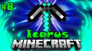 SPITZHACKE aus BEDROCK?! - Minecraft Icarus #08 [Deutsch/HD]