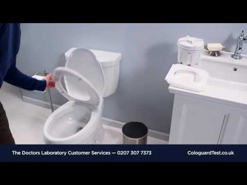 Cologuard Patient Collection Kit Instructions Uk Youtube