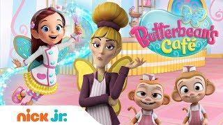 Butterbean ' s Café   Eröffnung Commercial | Neue Animierte Serie Kochen Kommt Bald | Nick Jr