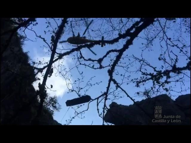 03.06.2017 Rescate en la Cueva de Valporquero (León)