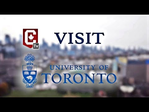 University of Toronto St. George Campus Tour