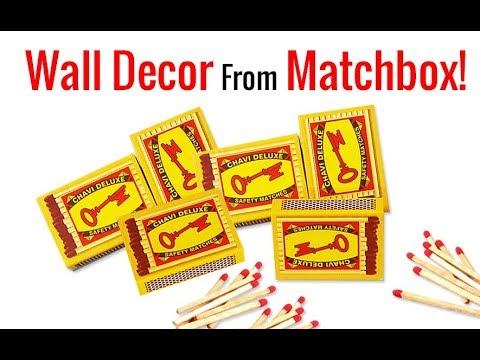 Best Out of Waste Craft Ideas| DIY Wall Hanging | Recycled Crafts ...