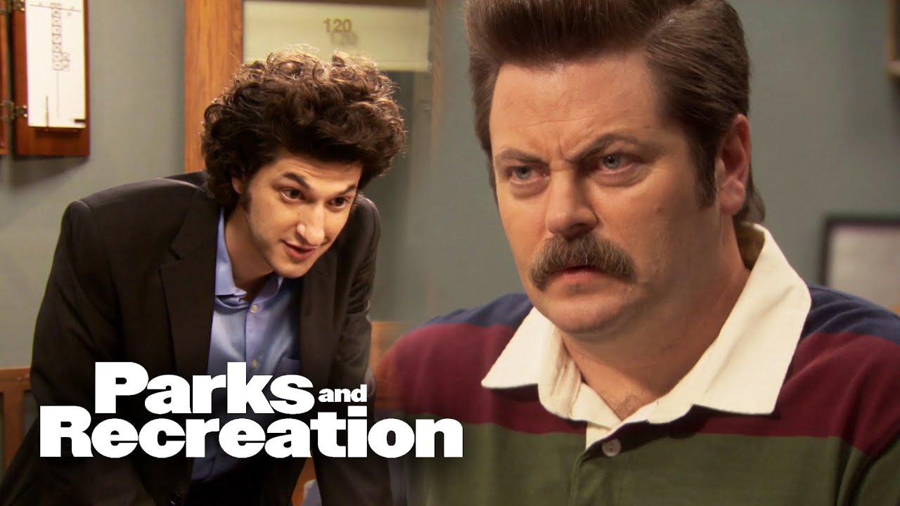 Jean Ralphio's Job Interview - Parks and Recreation
